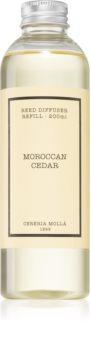 Cereria Mollá Boutique Moroccan Cedar aroma diffúzor töltelék