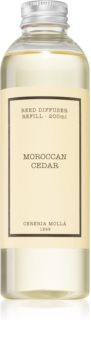 Cereria Mollá Boutique Moroccan Cedar пълнител за арома дифузери