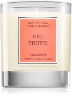 Cereria Mollá Red Fruits Tuoksukynttilä