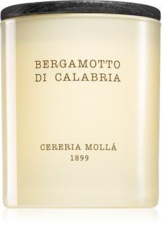 Cereria Mollá Boutique Bergamotto di Calabria vonná svíčka