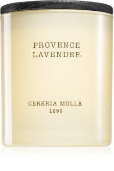Cereria Mollá Boutique Provence Lavende illatos gyertya