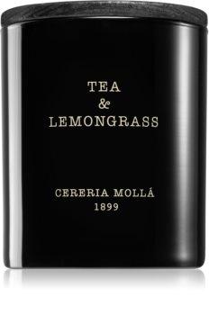 Cereria Mollá Boutique Tea & Lemongrass świeczka zapachowa