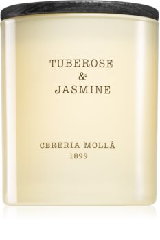 Cereria Mollá Boutique Tuberose & Jasmine bougie parfumée