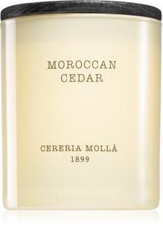 Cereria Mollá Boutique Moroccan Cedar mirisna svijeća