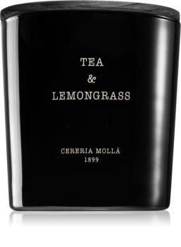 Cereria Mollá Boutique Tea & Lemongrass bougie parfumée