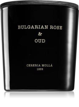 Cereria Mollá Boutique Bulgarian Rose & Oud Duftkerze