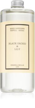 Cereria Mollá Boutique Black Orchid & Lily aroma diffúzor töltelék