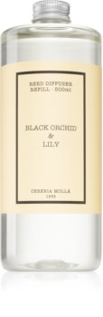 Cereria Mollá Boutique Black Orchid & Lily punjenje za aroma difuzer