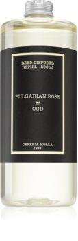 Cereria Mollá Boutique Bulgarian Rose & Oud ersatzfüllung aroma diffuser