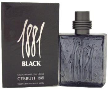 Cerruti 1881 Black eau de toilette for Men