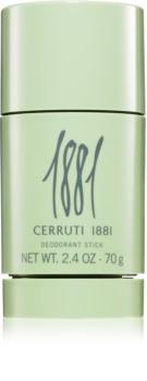 Cerruti 1881 Pour Homme deodorante stick per uomo 70 g