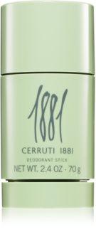 Cerruti 1881 Pour Homme dezodorant w sztyfcie dla mężczyzn 70 g