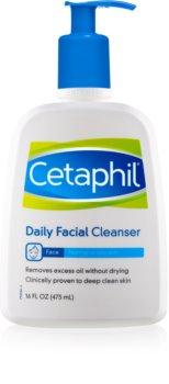 Cetaphil Cleansers emulsão de limpeza para pele normal a oleosa