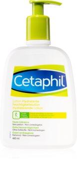 Cetaphil Moisturizers leite hidratante para peles secas e sensíveis