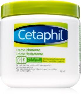 Cetaphil Moisturizers crème hydratation intense visage et corps