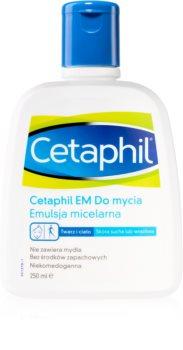 Cetaphil EM tisztító micellás emulzió pumpás