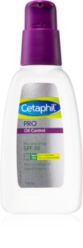 Cetaphil PRO Oil Control hidratáló mattító krém SPF 30