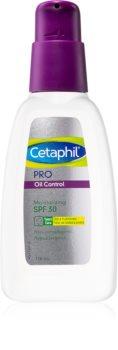 Cetaphil PRO Oil Control зволожуючий матуючий крем SPF 30