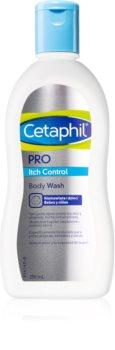 Cetaphil PRO Itch Control emulsão de limpeza para pele seca e com purido