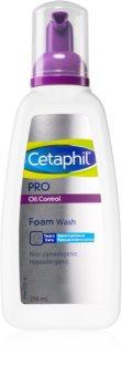 Cetaphil PRO Oil Control очищающая пенка для жирной кожи