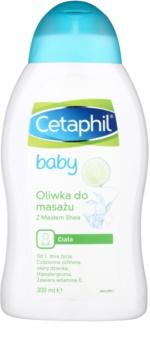 Cetaphil Baby aceite para masaje para bebé lactante