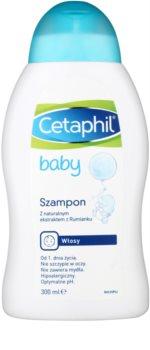 Cetaphil Baby champú suave para bebé lactante