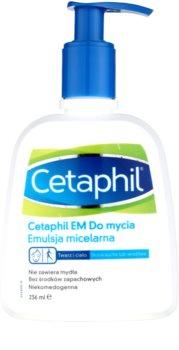 Cetaphil EM emulsione micellare detergente con dosatore