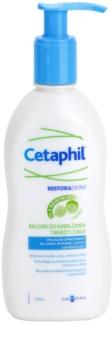 Cetaphil RestoraDerm balsamo idratante per corpo e viso