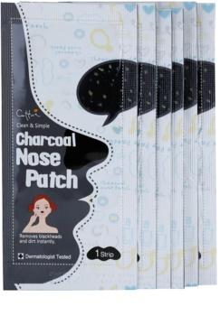 Cettua Charcoal Nose Pore Strips Against Blackheads