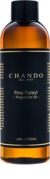 Chando Fragrance Oil Pine Forest náplň do aróma difuzérov