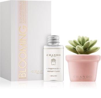 Chando Blooming Midnight Crystal diffuseur d'huiles essentielles avec recharge I.