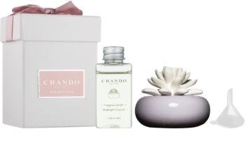 Chando Blooming Midnight Crystal aroma difuzér s náplní (Violet)