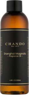 Chando Fragrance Oil Magnolia aromadiffusor med genopfyldning