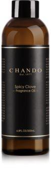 Chando Fragrance Oil Spicy Clove náplň do aróma difuzérov