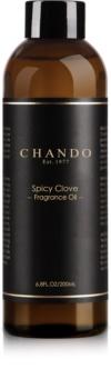 Chando Fragrance Oil Spicy Clove reumplere în aroma difuzoarelor
