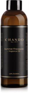 Chando Fragrance Oil Summer Pineapple reumplere în aroma difuzoarelor