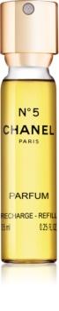 Chanel N°5 Hajuvesi täyttöpakkaus sumuttimen kanssa Naisille