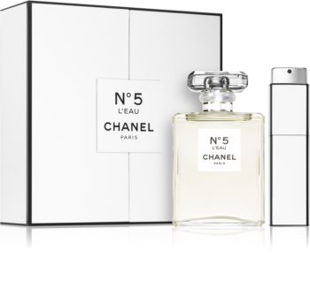 Chanel N°5 L'Eau confezione regalo da donna