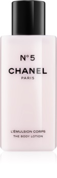 Chanel N°5 leite corporal para mulheres