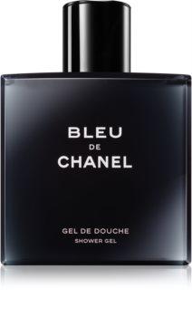 Chanel Bleu de Chanel τζελ για ντους για άντρες