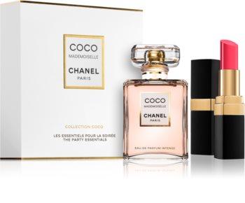 Chanel Coco Mademoiselle Intense dárková sada pro ženy