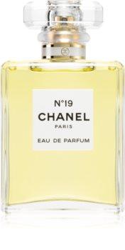 Chanel N°19 Eau de Parfum mit Zerstäuber für Damen