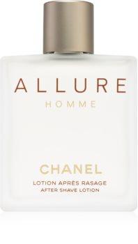 Chanel Allure Homme νερό για μετά το ξύρισμα για άντρες