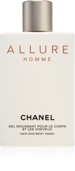 Chanel Allure Homme душ гел  за мъже