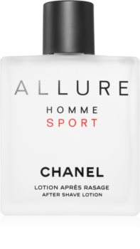 Chanel Allure Homme Sport Aftershave lotion  voor Mannen