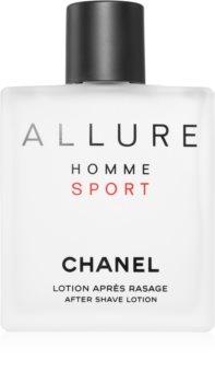Chanel Allure Homme Sport Aftershave vand til mænd