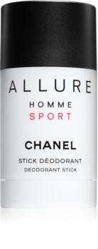 Chanel Allure Homme Sport desodorizante em stick para homens