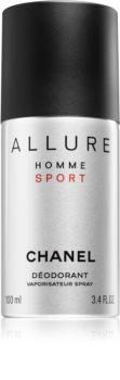Chanel Allure Homme Sport dezodorant v spreji pre mužov