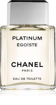 Chanel Égoïste Platinum eau de toilette pentru bărbați