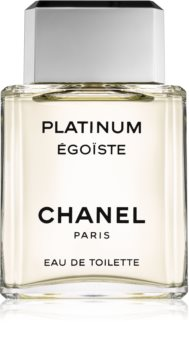 Chanel Égoïste Platinum Eau de Toilette per uomo